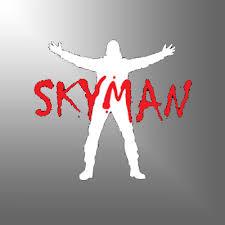 logo skyman gray