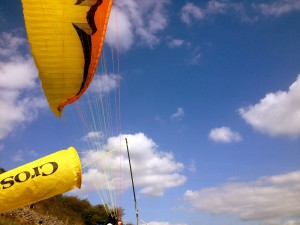 Derbyshire Flying Centre – Hang-gliding & Paragliding school