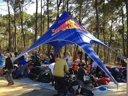pg reb bull tent