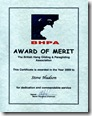 award of merit C